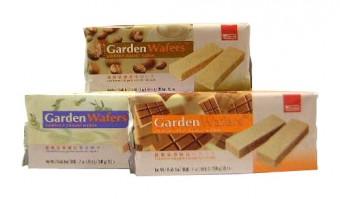 Garden Chocolate Cream Wafer