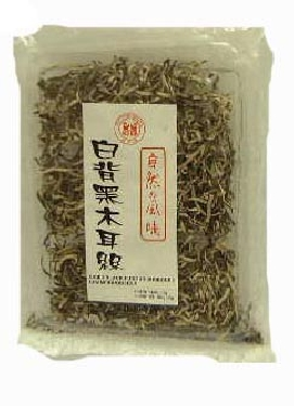 Fat Choy Dried Black Fungus (Shredded)