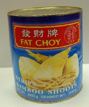 Fat Choy Bamboo Shoots Strips