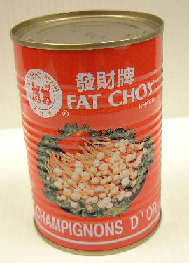 Fat Choy Brand Golden Mushrooms
