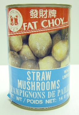 Fat Choy Straw Mushroom Whole
