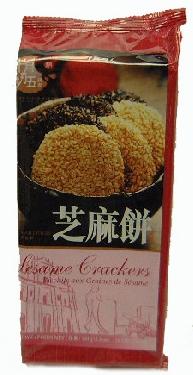 OFB Sesame Crackers
