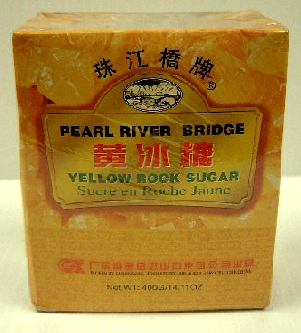 PRB Yellow Rock Sugar