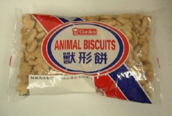 Garden Animal Biscuits