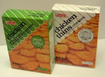 Garden Chicken Thins (Original Flavor)