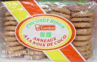 Garden Coconut Rings