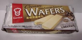 Garden Coffee Cream Wafer