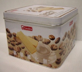 Garden Coffee Cream Wafer (Gift-Tin)