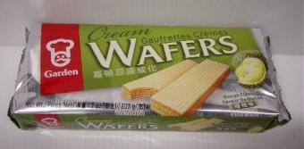 Garden Durian Cream Wafer