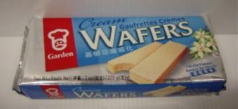 Garden Vanilla Cream Wafer